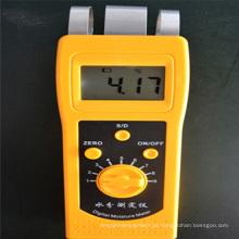 Medidor da umidade do equipamento de teste Dm200t para o medidor da umidade do fio de matéria têxtil