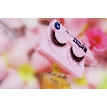 Colorful Reuable Diamond False Eyelashes Decorated With Crystal For Party