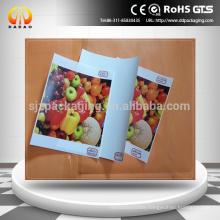 Front Print Backlit Film Inkjet Media With High Quality