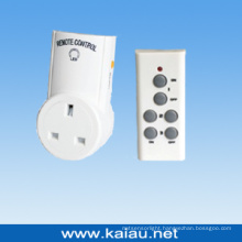 UK RF Remote Control Socket (KA-BRS01)