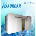 Холодное помещение с холодильным оборудование системы охлаждения