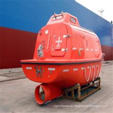 Barco salvavidas común totalmente cerrado de 20 personas