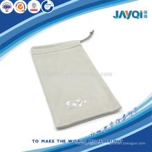 Jayqi microfibre lunettes pochette / sac de téléphone cellulaire / sac à bijoux