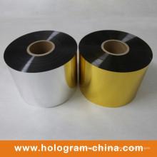 Folha vazia de alumínio inviolável