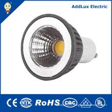 Gu5.3 GU10 5W SMD ou COB LED Lampe de tasse