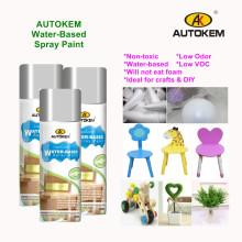 Autokem Water-Based Spray Paint Baixo Odor Ambientalmente Amigável