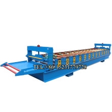 Dinding Trapezoidal Mesin Rolling Forming Machine