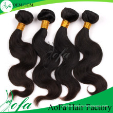 100%Unprocessed Brazilian Human Hair/ Remy Virgin Hair Extension
