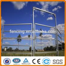 Panneau de clôture de panneaux de bétail / clôture de bétail galvanisé pour bovins d'élevage