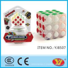 2016 новый товар YJ YongJun LingGan Speed Cube развивающие игрушки English Упаковка для продвижения