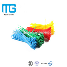 4.8mm * 300Selbstsichernde Nylon-Kabelbinder mit UL94-V2, hohe Bruchkraft, CE-Zulassung