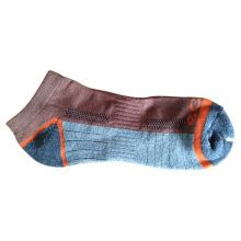 Мужчины Женщины Мода Махровые Спортивные носки с Хлопком (fcs-05)