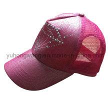 Модная бейсбольная кепка, задняя часть