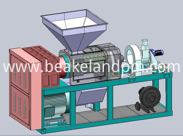 Pp Plastic Film Scrap Dryer