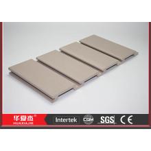 Slatwall painel de slatwall de pvc de exibição