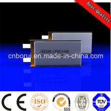 Batterie rechargeable de lithium / lipo de 3.7V 900mAh pour le produit numérique 603443