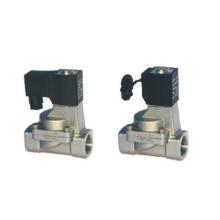 Válvula solenóide de ação indireta e normalmente fechada tipo 2/2 vias Válvulas solenóide de controle de fluidos série 2KL
