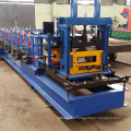 High Speed Hydraulic cutting Steel Profile Channel Shape Metal Stud C Channel Steel C Purlin Roll Forming machine