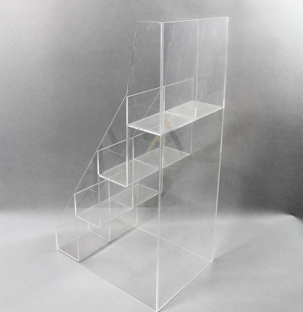 Acrylic Stair Step Display