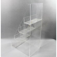 Acrylic Stair Step Display Holder