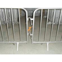 Barrières de contrôle des foules avec jambes soudées (TS-CCB01)