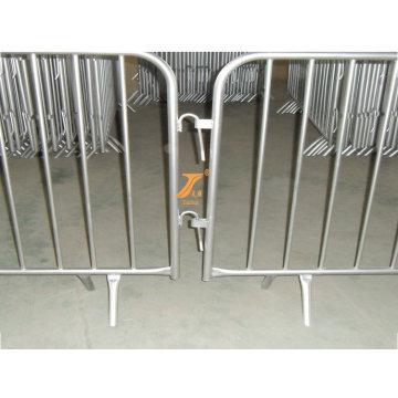 Barreras de Control de muchedumbre con patas soldadas (TS-CCB01)