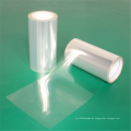 Transparenter Single Double Side Embossing Release Force Film