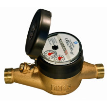 Nwm Multi Jet Vane Wheel Water Meter (MULTI-G1-7+2)