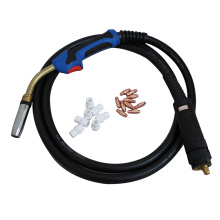 340A CO2 or 320A mixed gas 36KD Mig Mag CO2 Gas Welding Torch