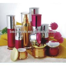 15g 30g 50g embalagem acrilica redonda nova do frasco cosmético