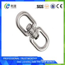 stainless steel swivel eye&eye