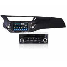 ¡Buena calidad! Reproductor de DVD del coche de Qcta-core android 6.0 para Citroen C3 2013 / DS3, GPS / Glonass, BT, SWC, OBD2 apoyado