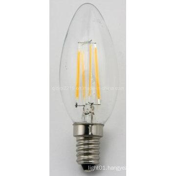 Candle C35 3.5W 120V LED Filament Lamps