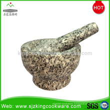 marble/granite custom stone mortar and pestle/mortar & pestle