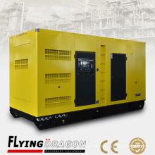 Gerador diesel ultra silencioso super 350kva preço grupo gerador silencioso 350 kva