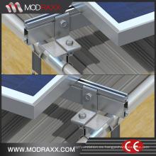 Estructura de montaje de panel de tierra solar de venta caliente (SY0251)
