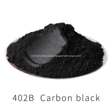 Noir de carbone à base d'eau pour la pâte de couleur de revêtement d'encres