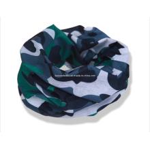 Custom Made camouflage impressão mágica Multifuncional Outdoor Bandband Headband esportes