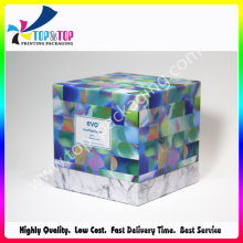 Colorful Printing Rigid Cardboard Packaging Box for Hair Care Cream