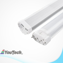 Cool White Long Life 9W LED 2G11 Tube