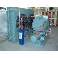 Unidade de condensação refrigerada a ar com compressor Bitzer