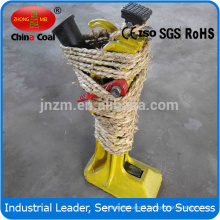 2015 Two hole rack Track jack for railway lifting tools