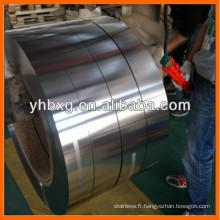 Acier inoxydable 316L precison froid laminé d'aluminium