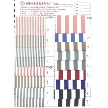 Spring Summer Striped Shirt Fabric