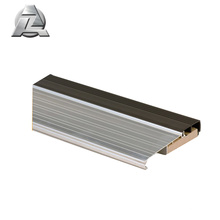 aluminum metal dark grey commercial panic threshold
