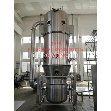 Mesin granulator bed cairan