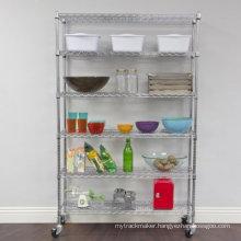 NSF Adjustable Commercial Restaurant Kitchen Stainless Steel Shelves