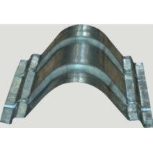 Stahl Ridge Kappe Rollen Maschine/Walzprofilieren Maschinen Maschine/Rollen