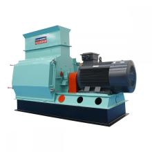 Single Shaft Wood Pallet Chip Crusher Machine