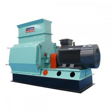 Máquina de madeira do triturador da microplaqueta da pálete do único eixo